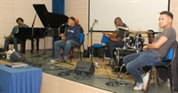 Workshop: Steve Coleman and Five Elements.
